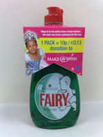 fairy liquid make a wish