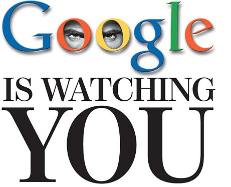 google-is-watching
