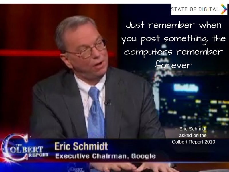 Just_remember_when_you_post_something__the_computers_remember_forever_-_Eric_Schmidt