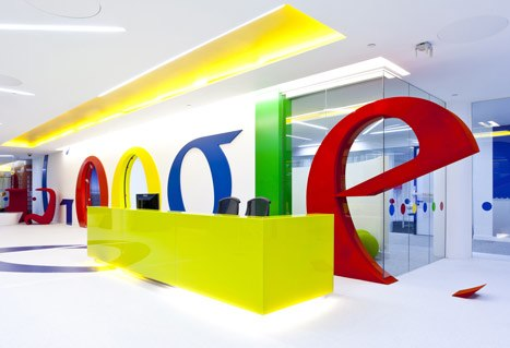 Looking For A Job In London Try Google You 39 Ll Get Some Nice Space Sta