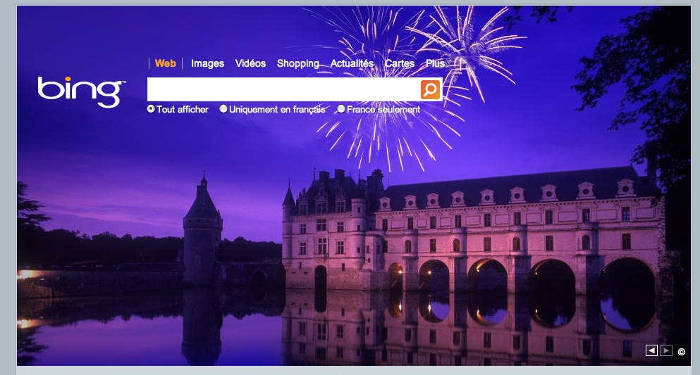 Bing Takes First Steps On The Continent: Launches In