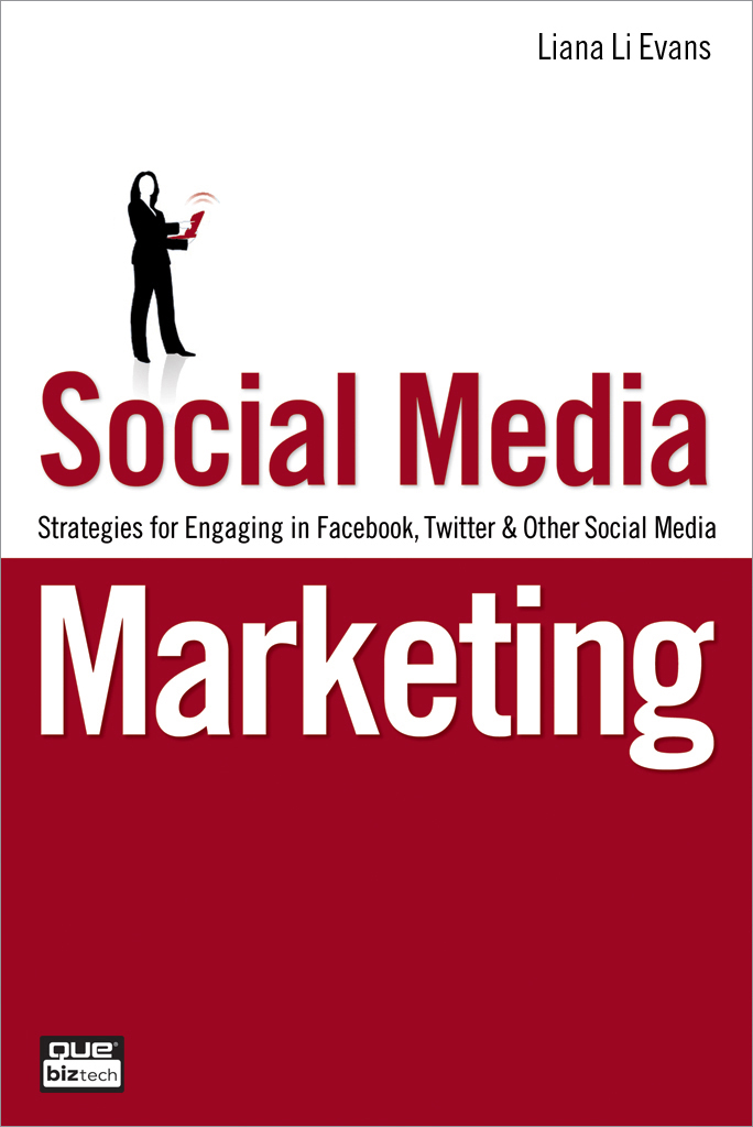 Social Media Marketing by Li Evans - cover
