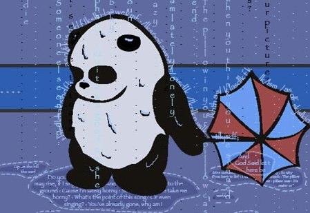 panda-water