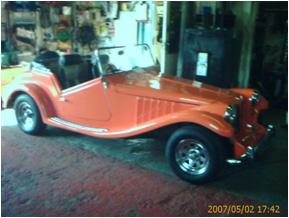 Dixon car