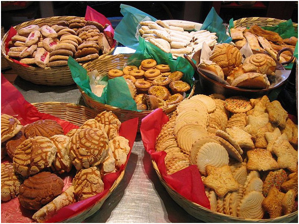 mmmmm, happiness, pastries and biscuits