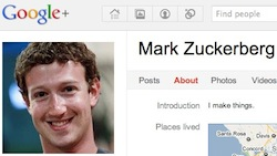 Mark-Zuckerberg-Google+