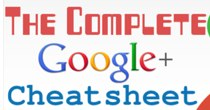 The complete Google+ cheat sheet intro