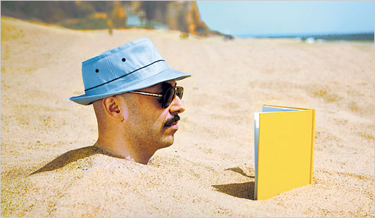 reading-list-beach