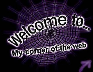 welcome to my corner of the web