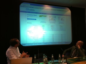 Screenshot of David Naylor's Browser showing the tools he uses
