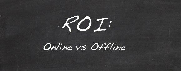 ROI-online-offline