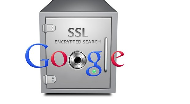 google-encrypted-search
