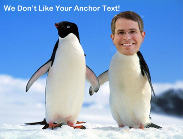 Anchor Text Post Penguin update
