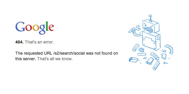 Google-Social-404