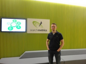 Marcus Tober at searchmetrics