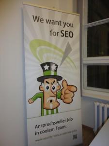 searchmetrics are hiring1 e1339484867118 225x300 Euro 2012   Interview with Searchmetrics CTO Marcus Tober