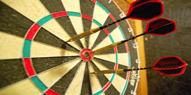 target-dartbord