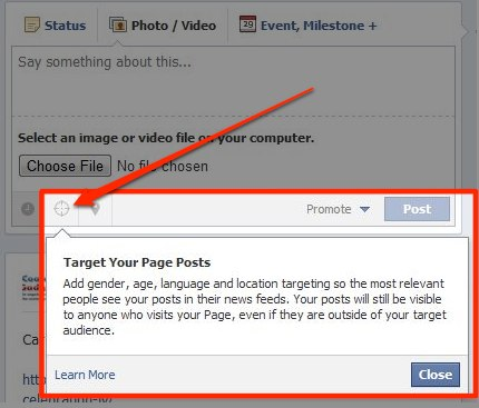 how to make fb relationship change show on news feed