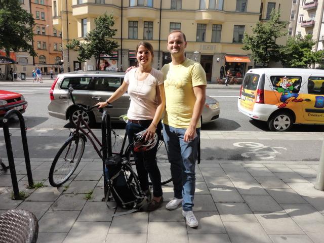Daniel and Jo
