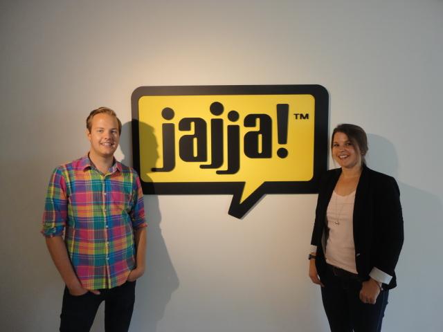 Johannes and Jo