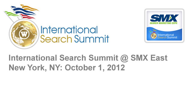 International Search Summit Logo