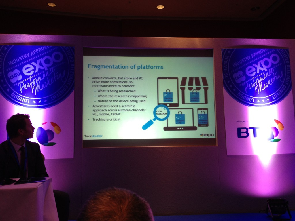 Fragmentation of Digital Platforms