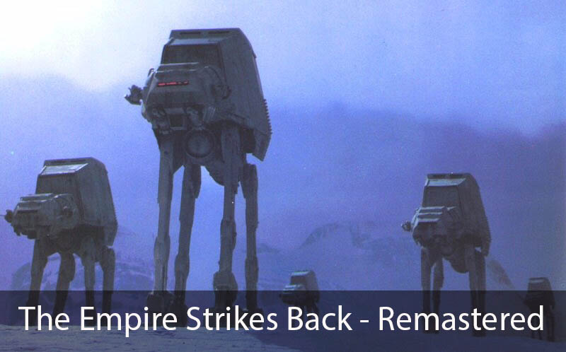 Google - The empire strikes back remastered