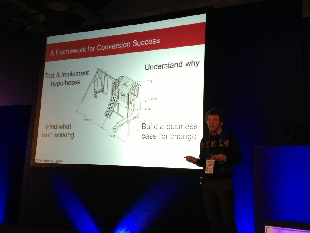 Framework for Conversion Success Rob Jackson Conversion Conference London