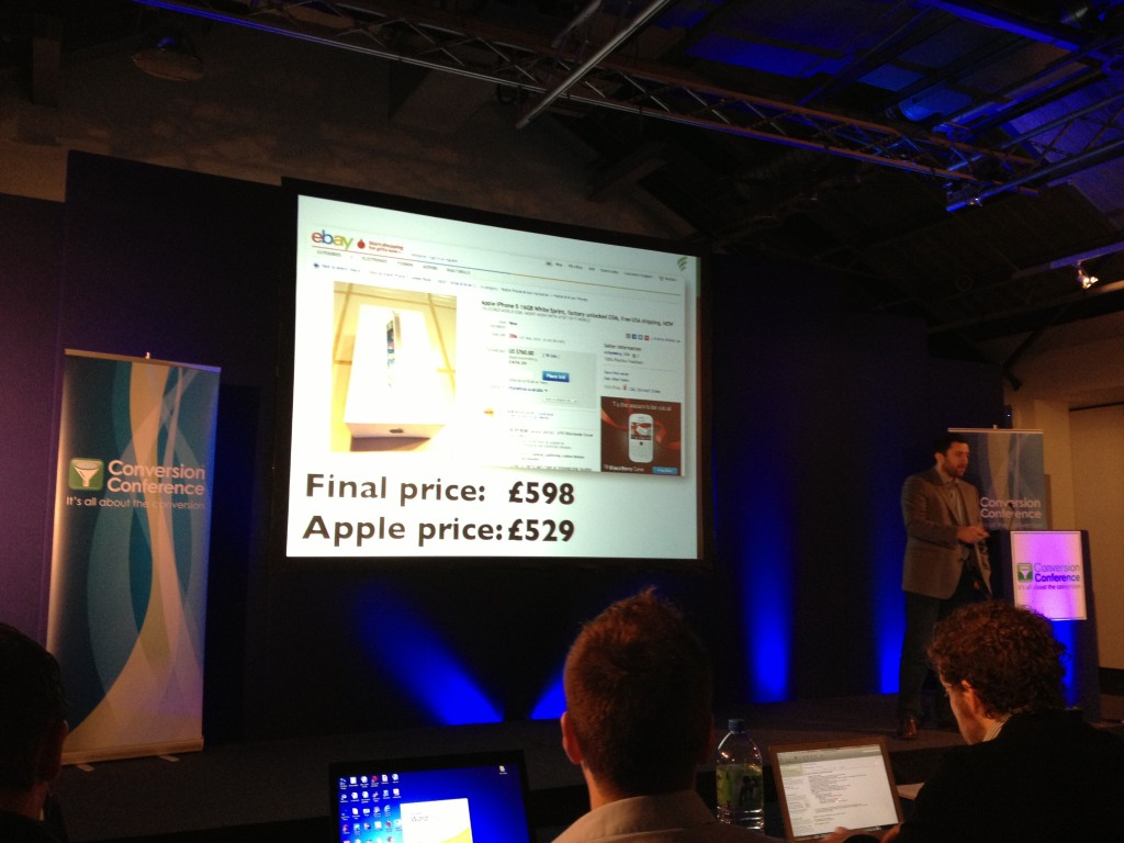 eBay Apple iPhone Auction