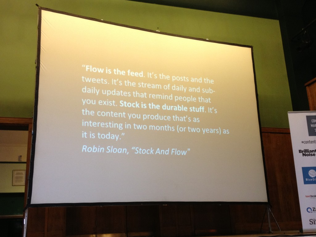 Robin Sloan Stock and Flow