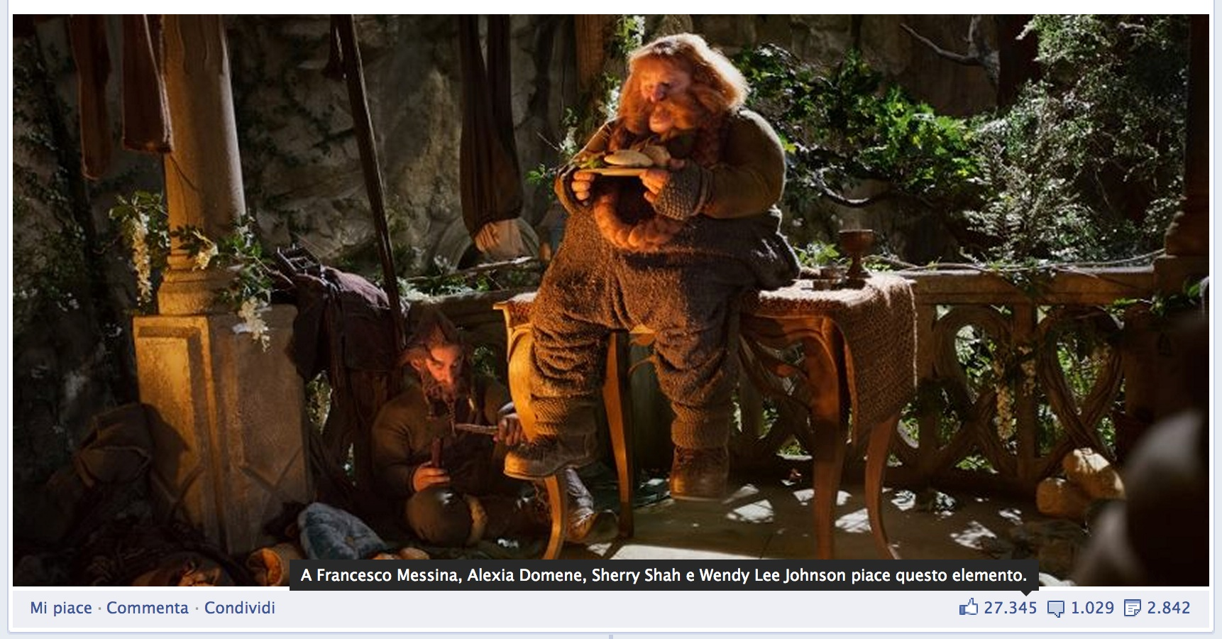 the hobbit movie fan page and the 75th Tolkien anniversary