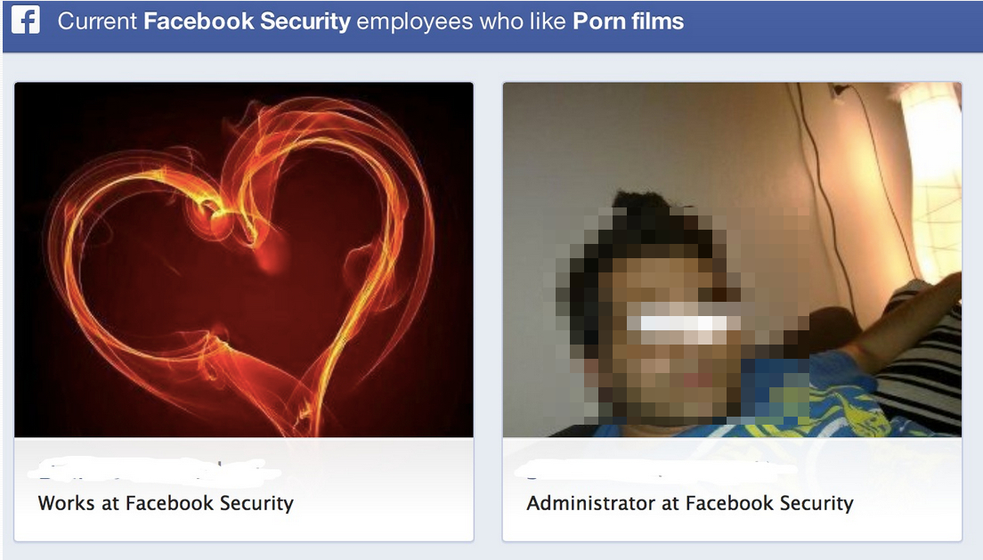 FB Search Porn