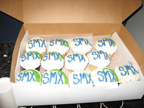SMX Cupcakes