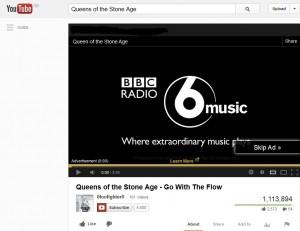 Radio 6 Music YouTube