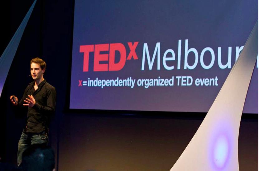 Marcus-TEDx-Talk