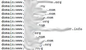 example of domainoperator