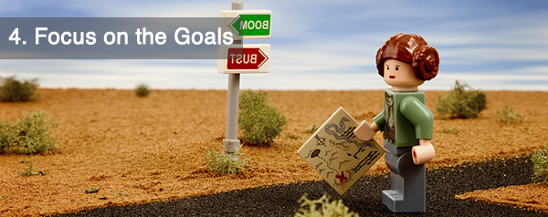 Focus on the SEO Goals