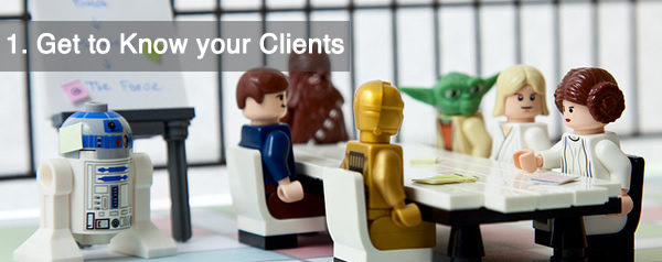 Get To Know your SEO Clients