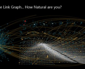 Visualising the Link Graph