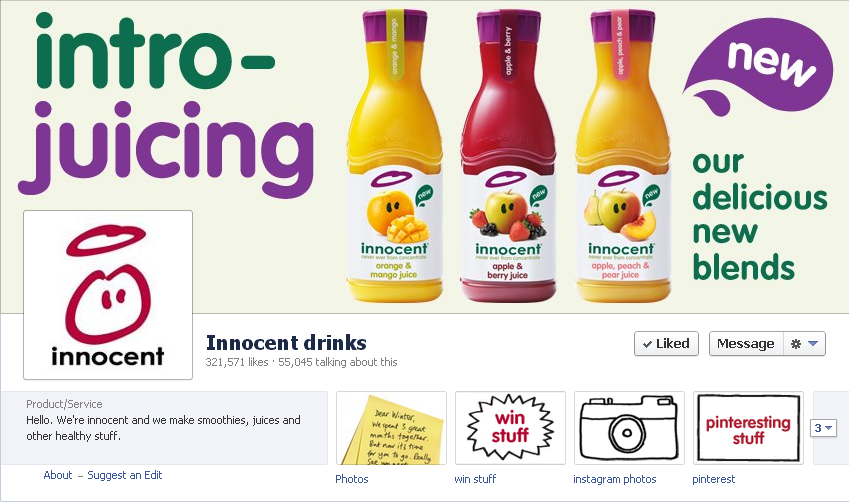 21  Innocent drinks