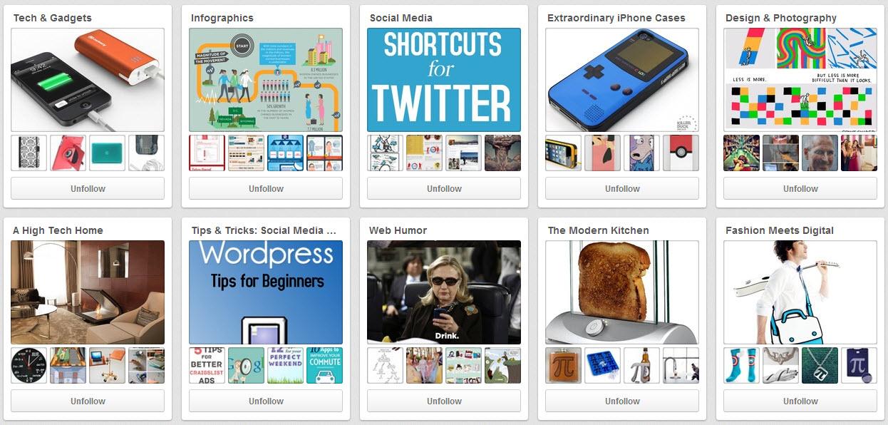 Mashable Cover Photos