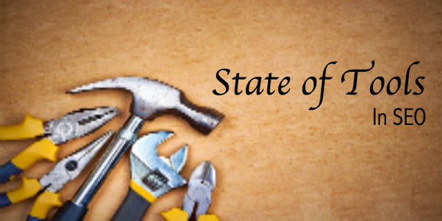 What is the State of the Tools? Tell us!