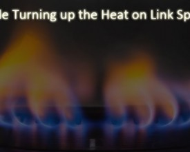 Turn up the heat on link spam