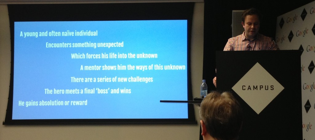 James Carson Speaking at Search London