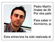 Pedro Martinez Interview