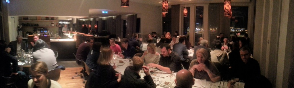 Speakers Dinner at RIMC