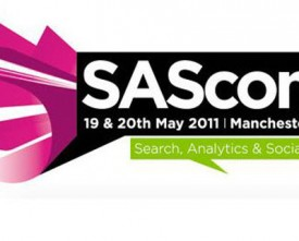 SAScon logo