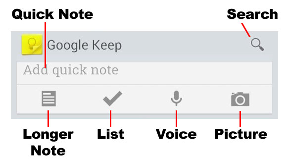 google-keep-tools