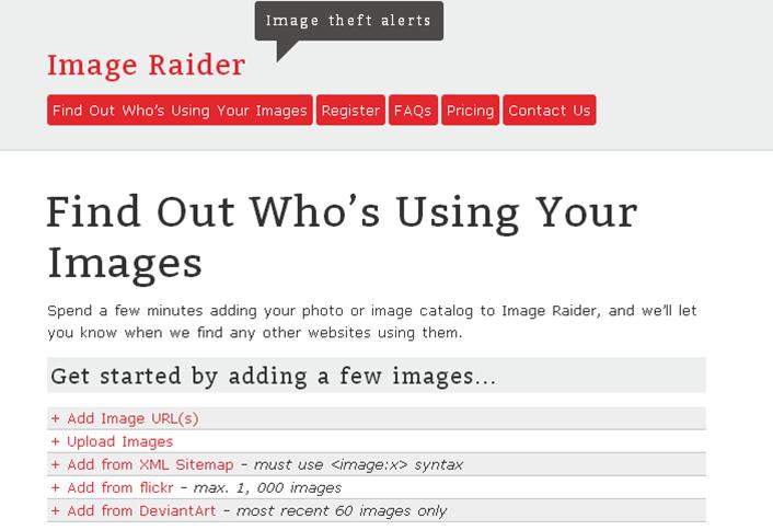 image raider