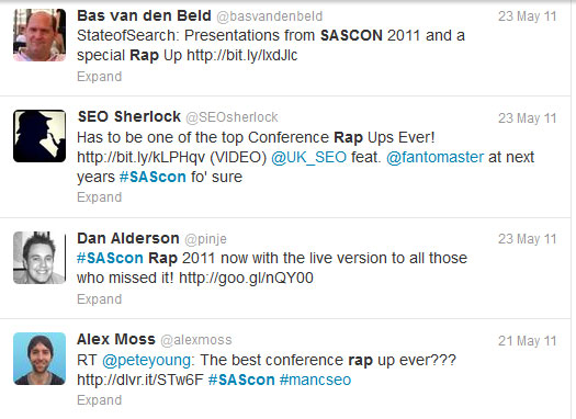 SASCON Rap